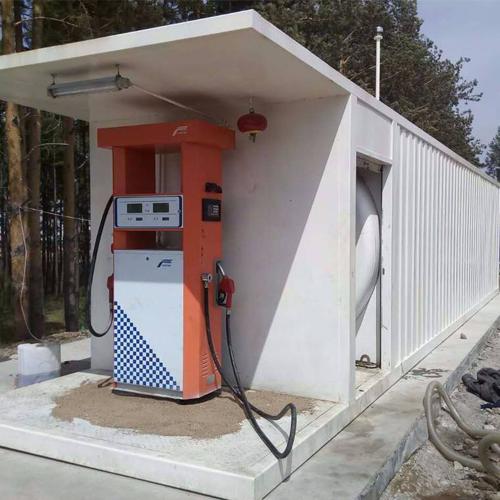 吉林阻隔防爆撬装加油装置